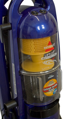 bissell lift off multicyclonic pet vacuum user manual