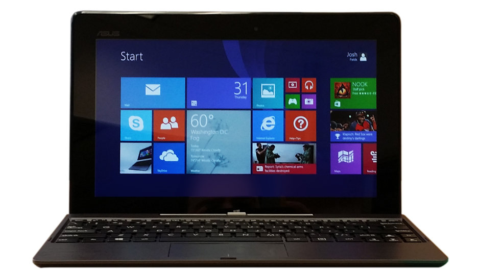 The Asus Transformer Book T100