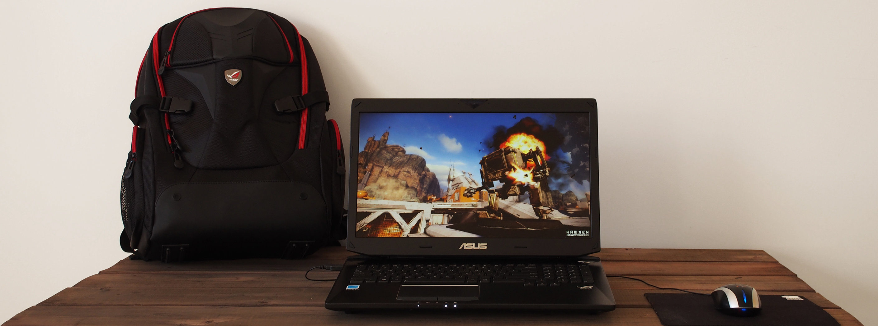 The Asus ROG G750JZ-XS72 Gaming Laptop
