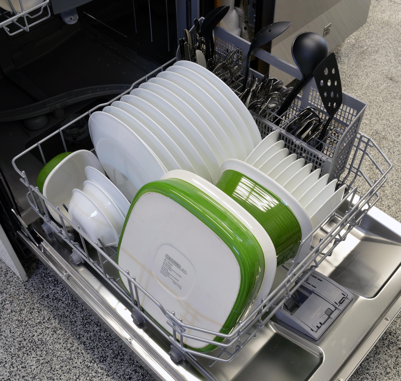 Bosch SHS5AV55UC lower rack capacity