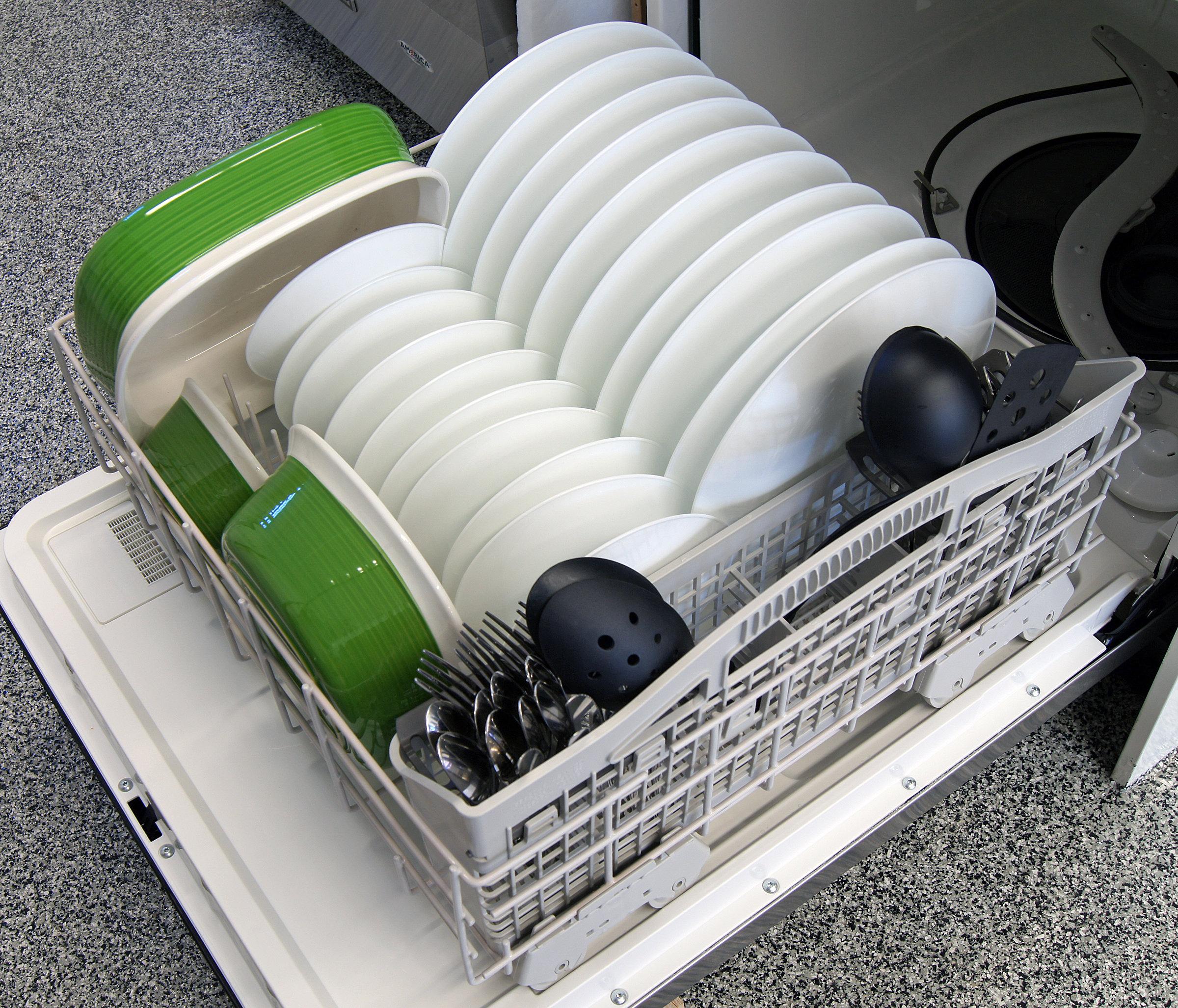 Kenmore 15113 bottom rack capacity