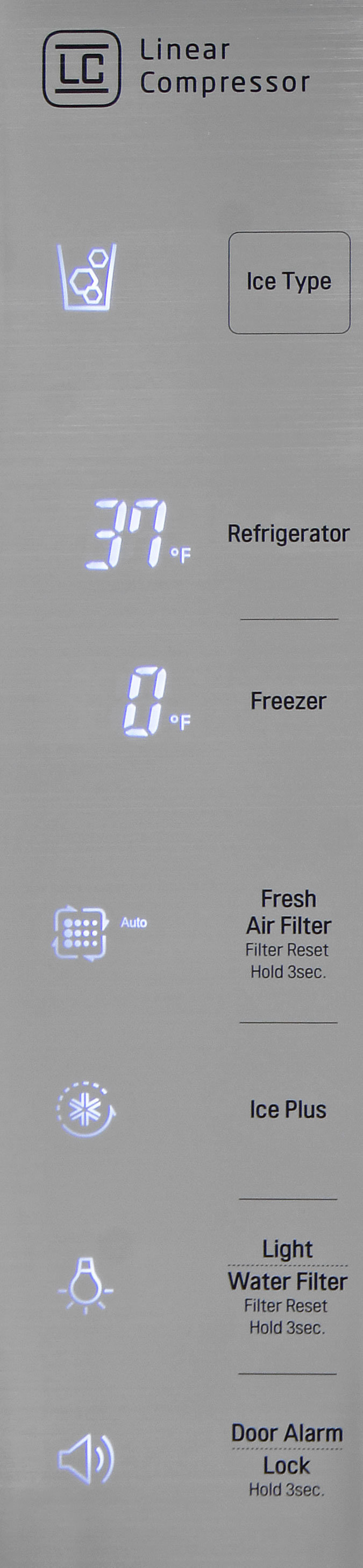 Lg Lmxs30776s Refrigerator Review