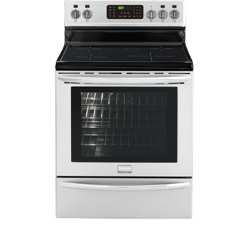 Frigidaire Gallery FGIF3061NF 30 Inch Freestanding Induction Stainless Stell Range