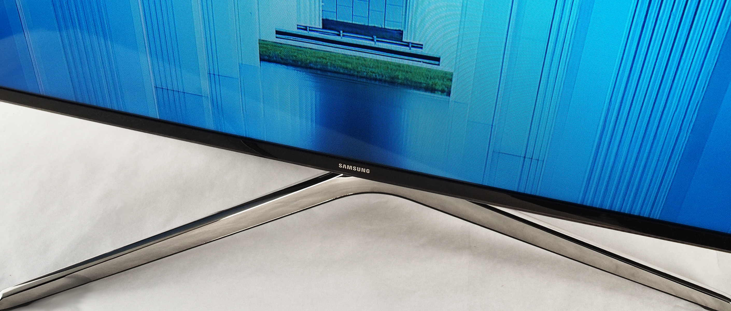The Samsung UN48H6400 LED TV