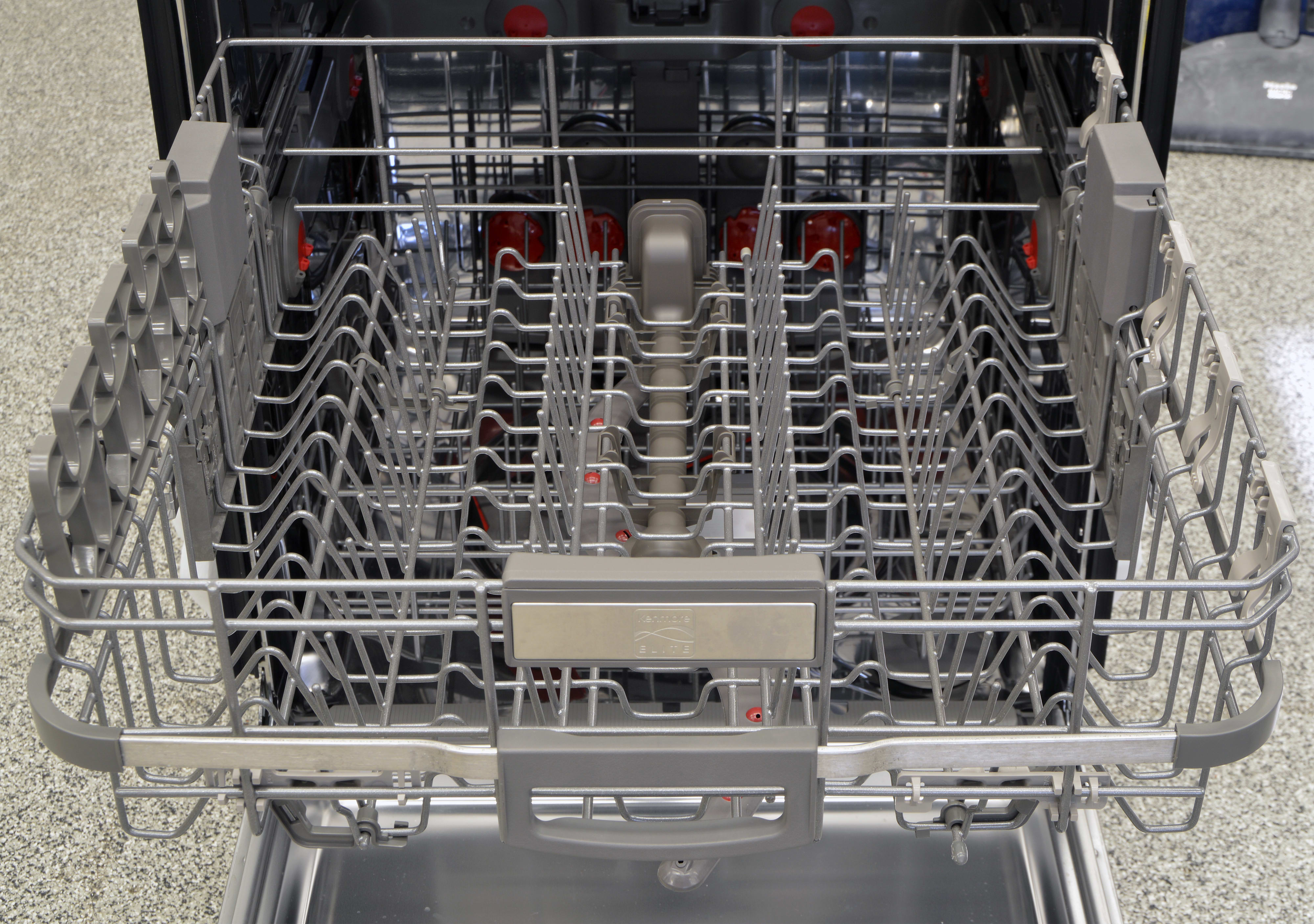 Kenmore Elite 14833 Dishwasher Review Reviewed Com