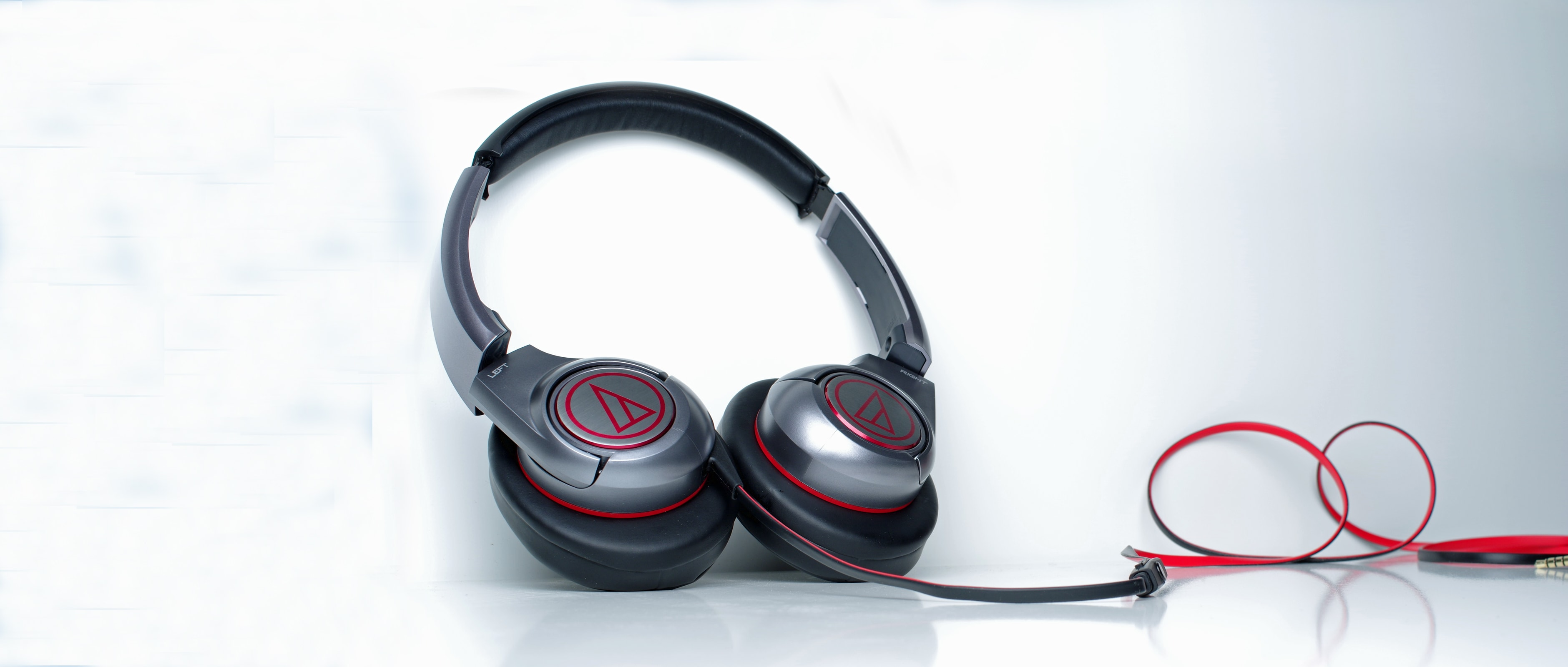 The Audio-Technica ATH-AX5iS over-ears are what you'd expect from an entry level model: below average.
