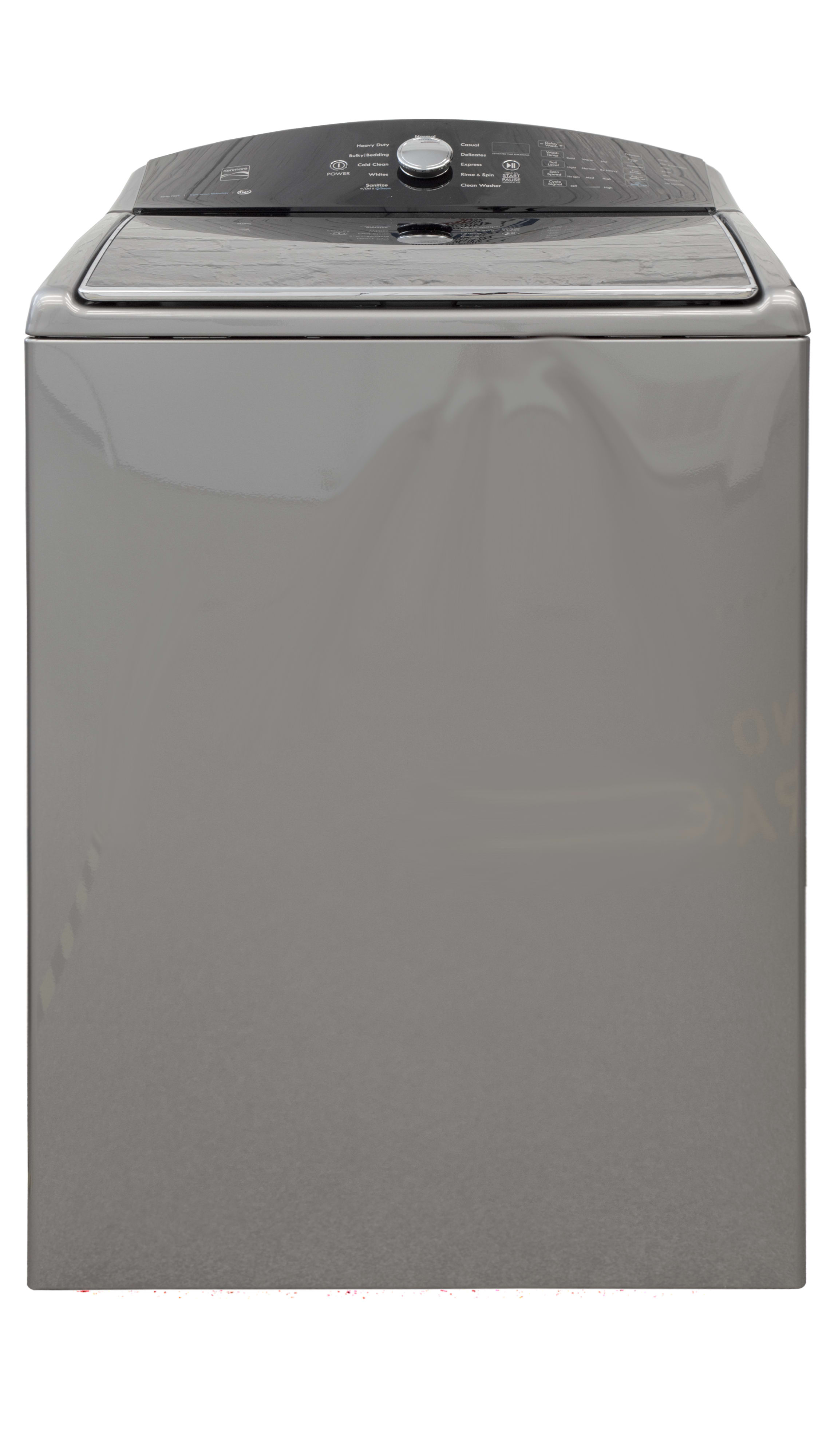 A dash of gray makes the Kenmore 29133 stand out.