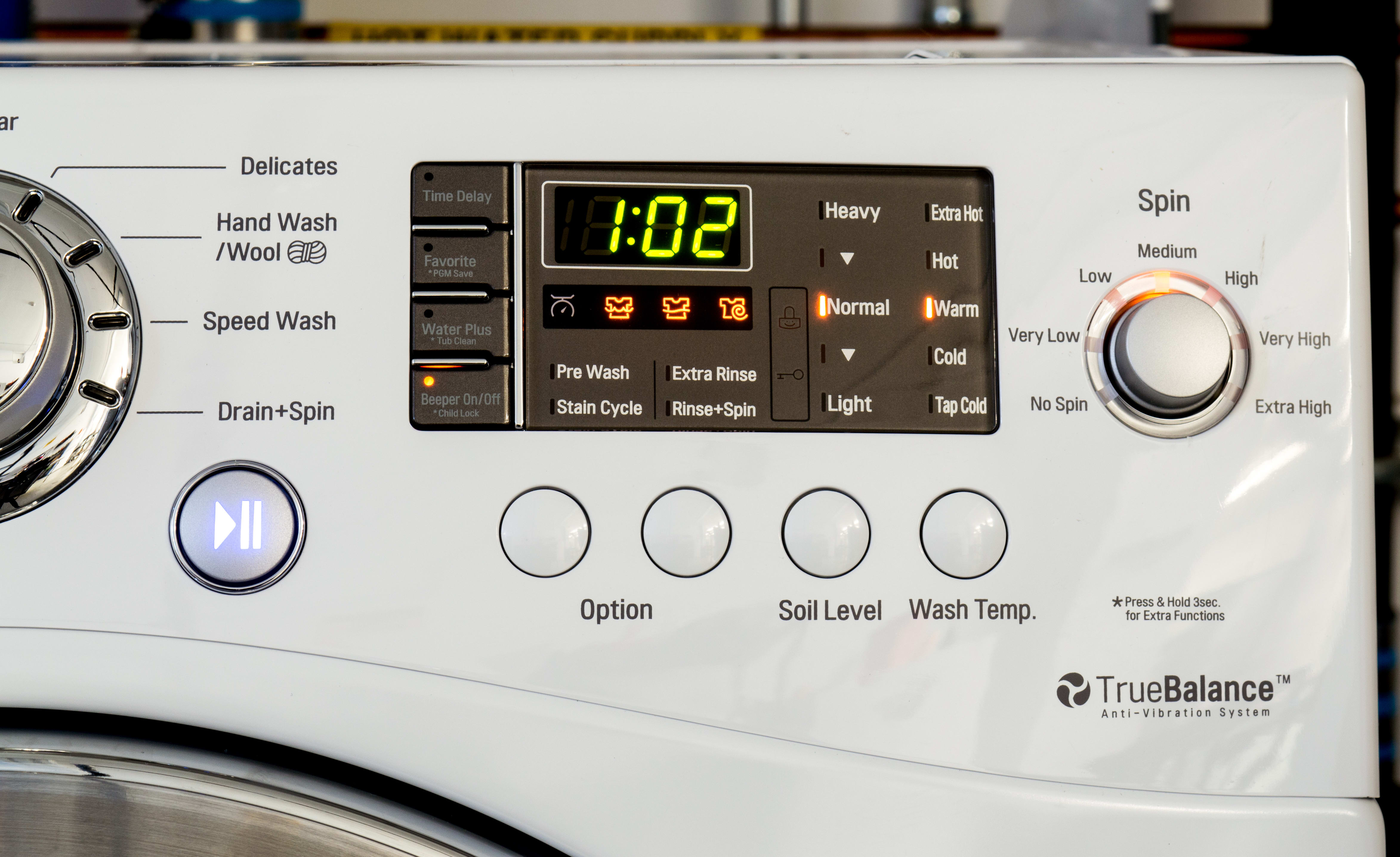Lg Dryer Year Of Manufacture ~ Lg wm hw inch compac washing machine review