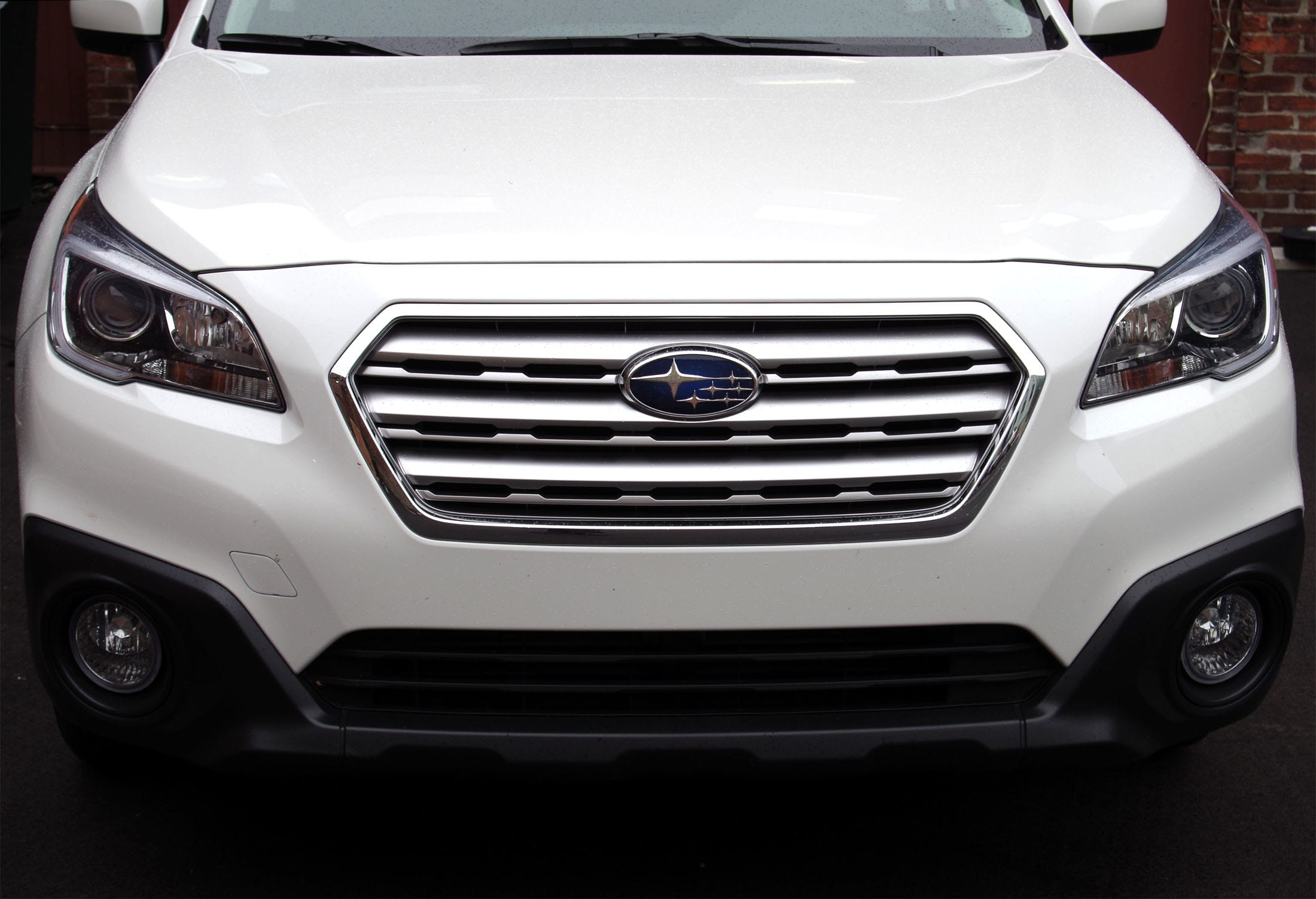 2015 Subaru Outback new grille