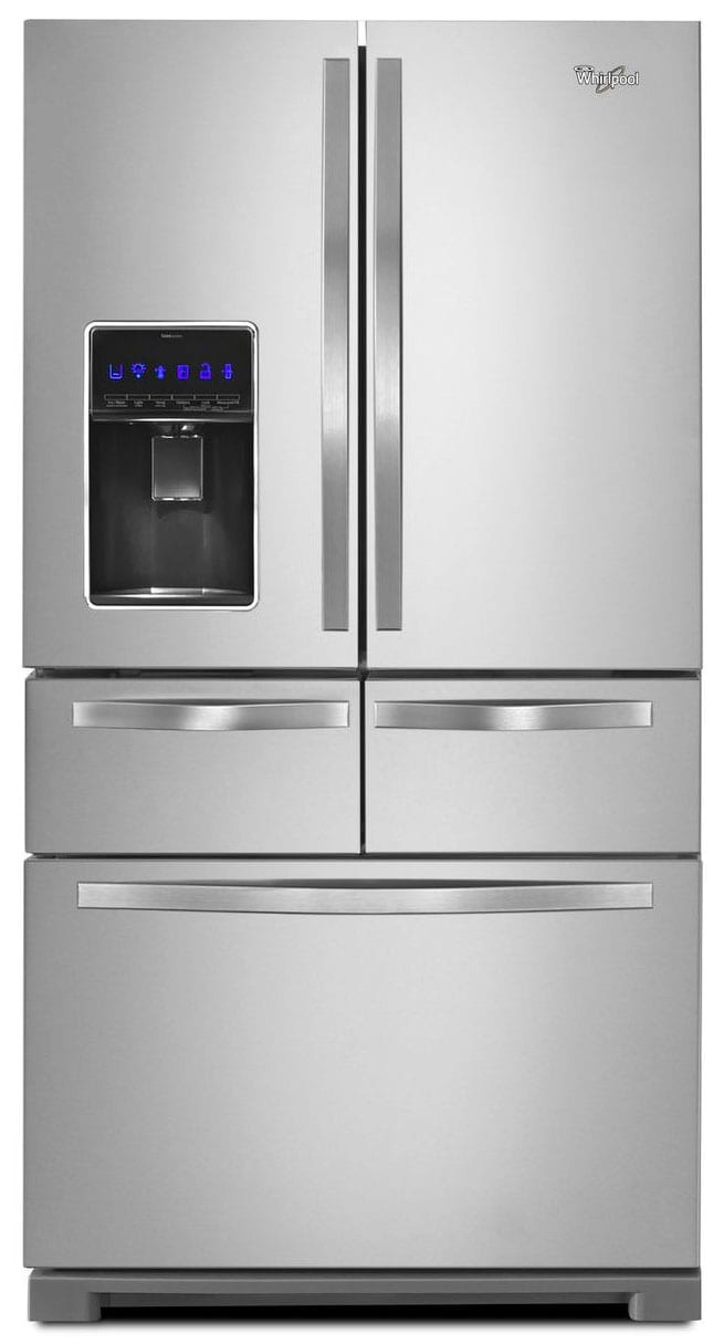 Whirlpool Wrv986fdem Refrigerator Review Reviewed Com