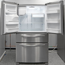 KitchenAid KFXS25RYMS Interior