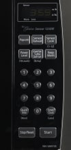 Panasonic NNSN973S Controls