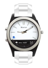 Martian Notifier White