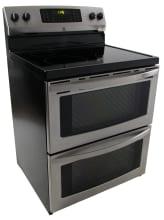 Kenmore 97613 double oven electric range profile