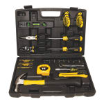 Stanley 94 248 65 piece homeowner%27s tool kit