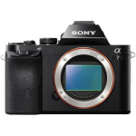 Sony a7 ilce7 vanity