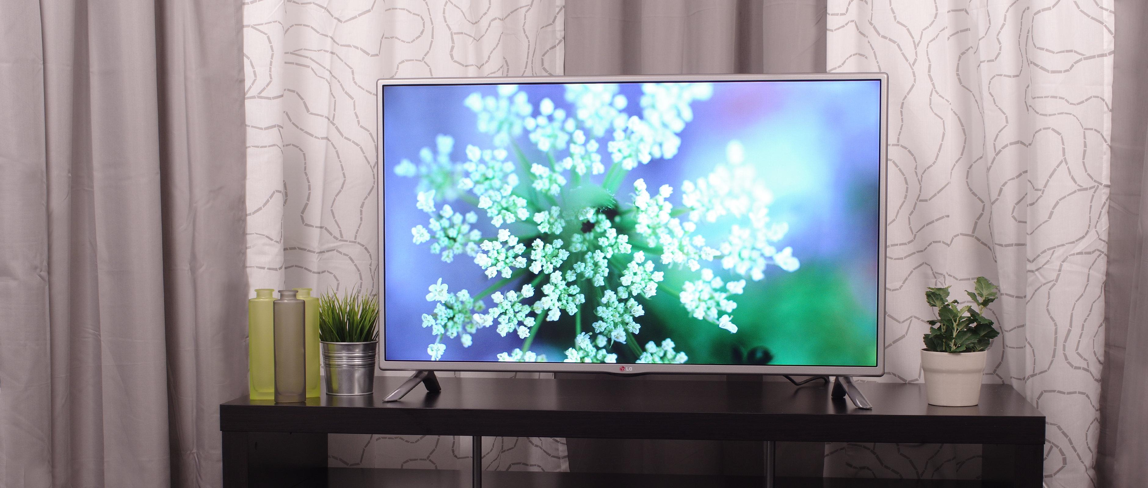 The LG 42LB5800 LED LCD TV