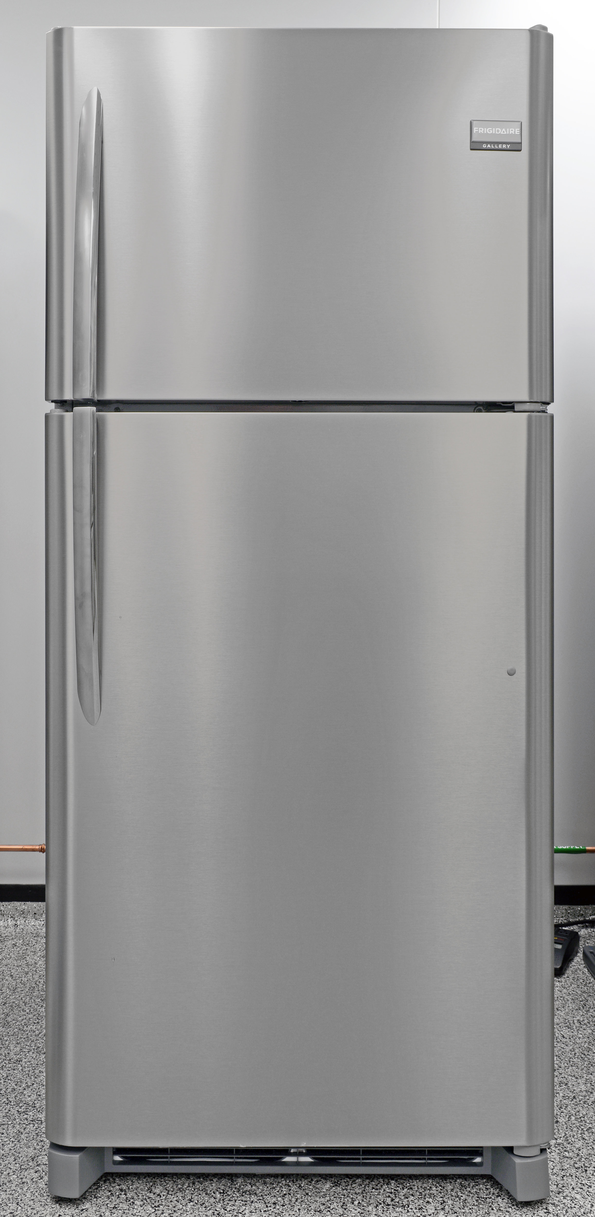 The Frigidaire Gallery FGHI2164QF 21-cubic-foot top freezer is pricey, but it's also a really good fridge.