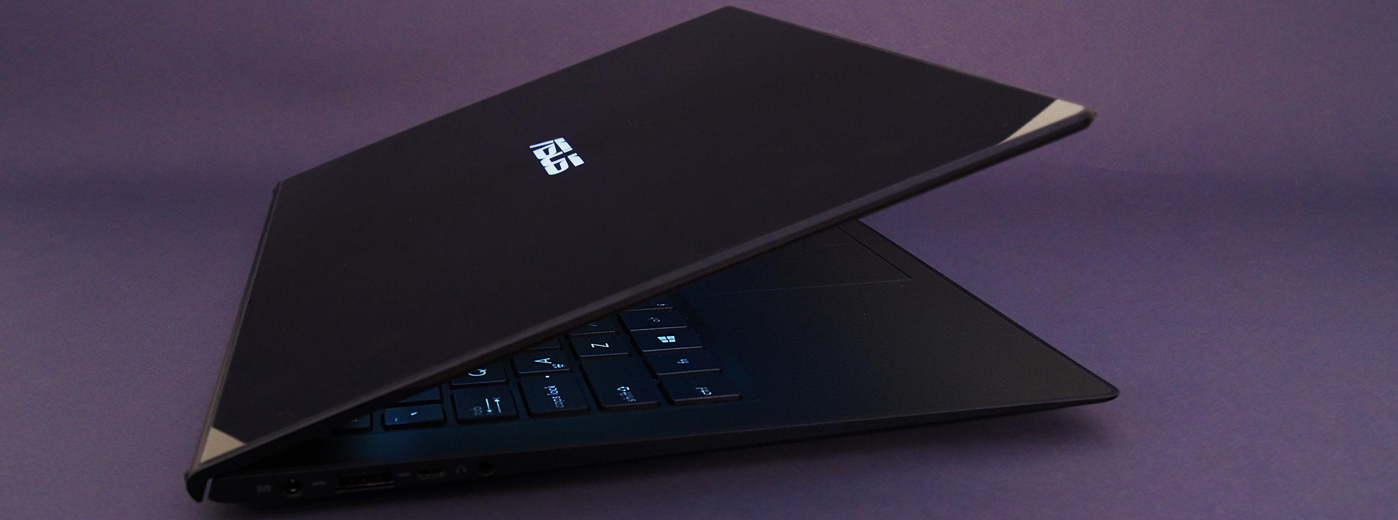 The Asus Zenbook UX301LA-DH71T Laptop