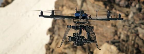 Drone hero