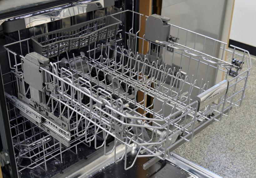 KitchenAid KDTM704ESS Dishwasher Review Reviewedcom Dishwashers