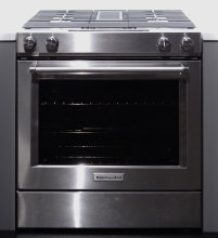 no vent required kitchenaid offers new downdraft ranges ovens. Black Bedroom Furniture Sets. Home Design Ideas