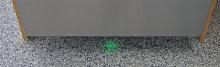 Frigidaire FGID2474QS—Green Light
