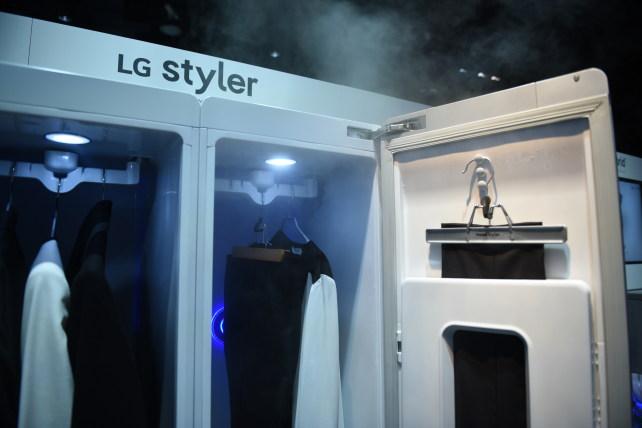 Steam Closet For Clothes Home Decor