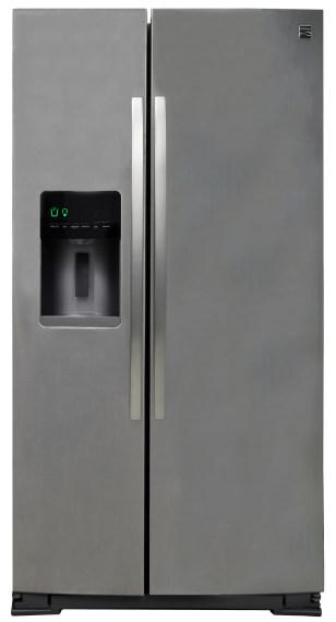 kenmore black refrigerator. credit: kenmore black refrigerator