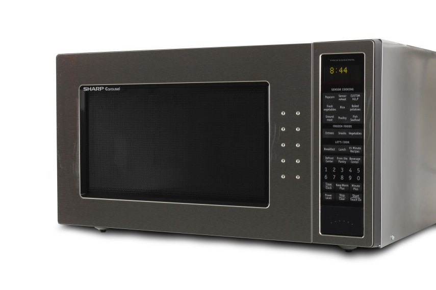 Sharp R 530es Countertop Microwave Review Gallery Reviewed