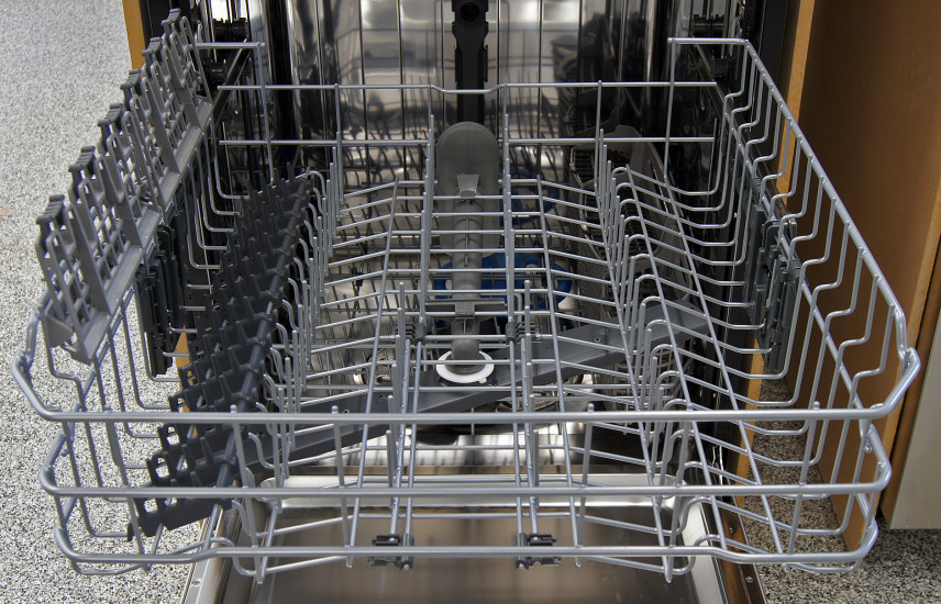 Kitchen Aid Dishwasher Remove Top Rack W