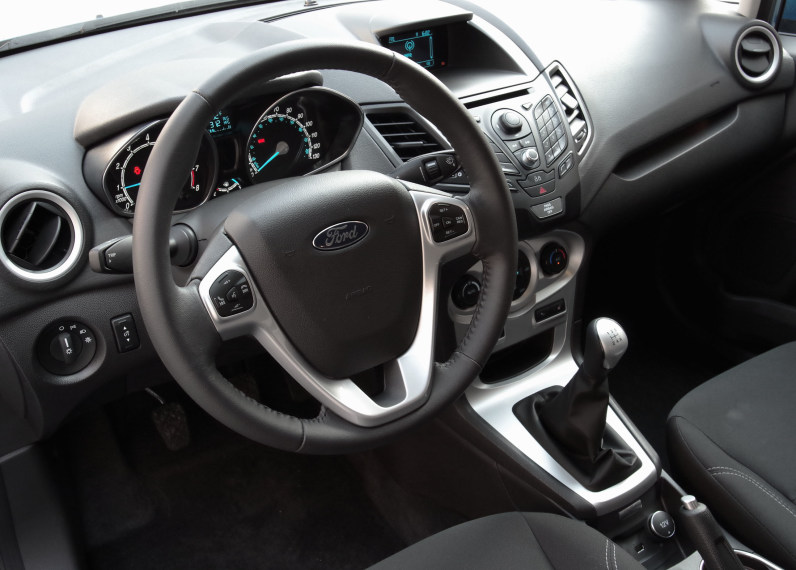 2014 Ford Fiesta SFE EcoBoost Meet Fords New Three Cylinder
