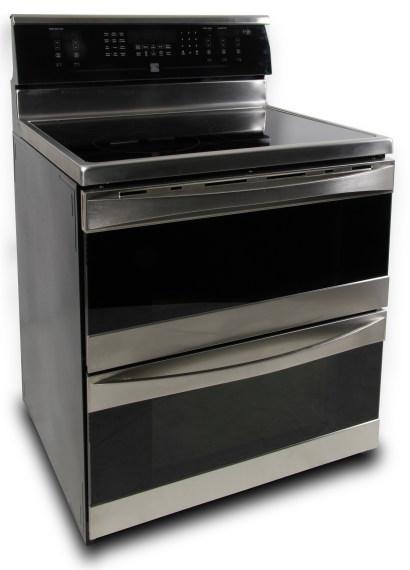 oven cooktop rangehood combo