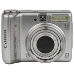 Canon powershot a570 is 100350