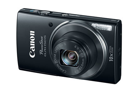 Product Image - Canon PowerShot ELPH 150 IS
