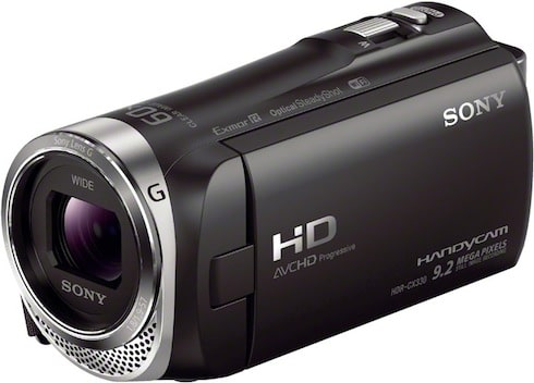 Product Image - Sony Handycam HDR-CX330