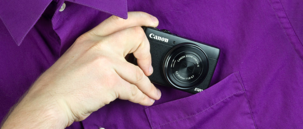 Product Image - Canon PowerShot S120