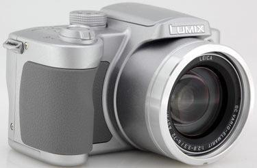 Product Image - Panasonic Lumix DMC-FZ5 K and S