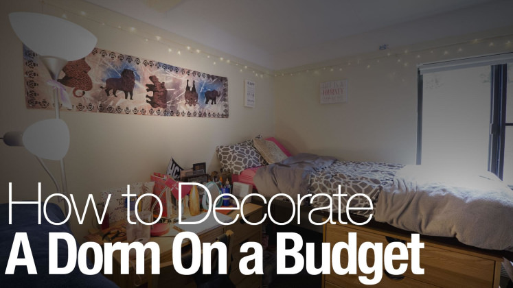 7 ways you can transform your dorm room without hiring an Hire interior designer student