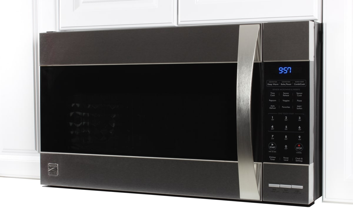 Kenmore Elite 80373 Over The Range Microwave Review