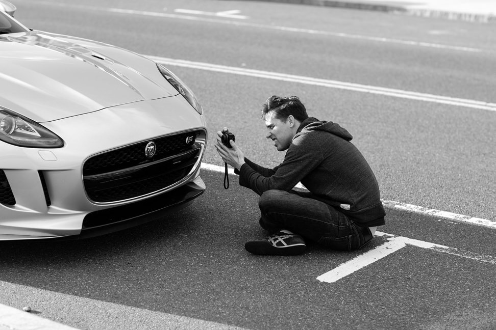 Jaguar F-Type S Coupe Photography