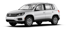 Product Image - 2012 Volkswagen Tiguan S