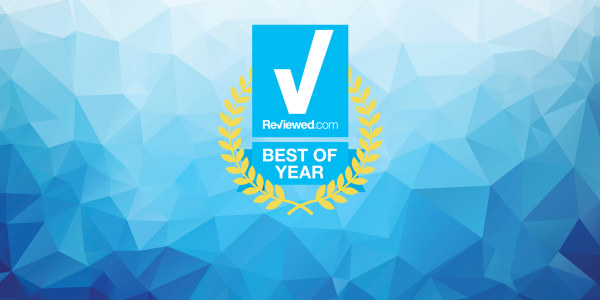 Reviewed.com 2016 Best of Year Awards