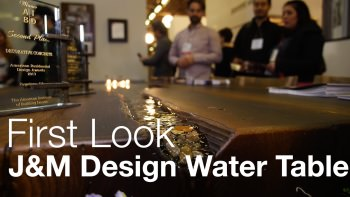 1242911077001 4257819050001 first look at j m design s new water table prototype still 2
