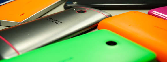 Android phones hero