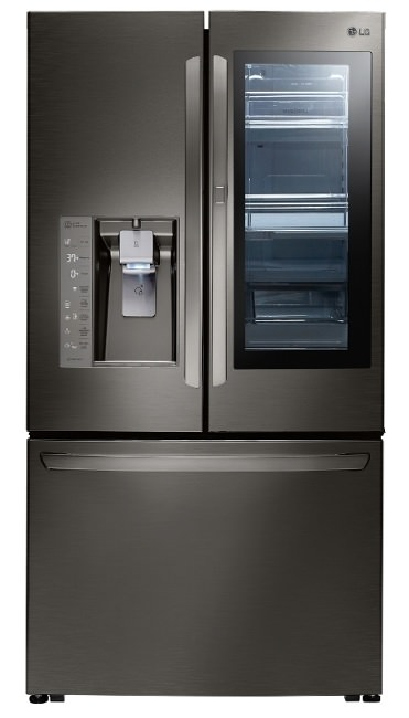 LG InstaView fridges let you see through them with just a knock ...