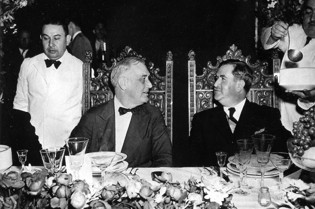 FDR Feating in Mexico
