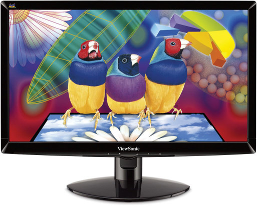 Product Image - ViewSonic VA2037a-LED