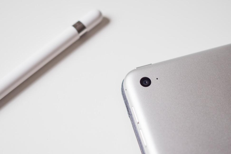 iPad Pro Rear Camera