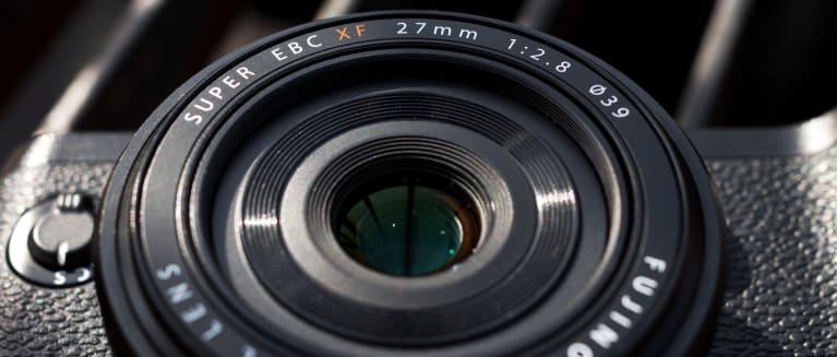 Fujifilm xf27 hero